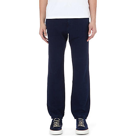 TRUE RELIGION Overdyed indigo sweat pants (Indigo