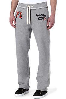 TRUE RELIGION Cotton jogging bottoms