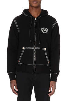 TRUE RELIGION QT cotton hoody
