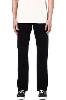 TRUE RELIGION Bobby cotton-twill chinos