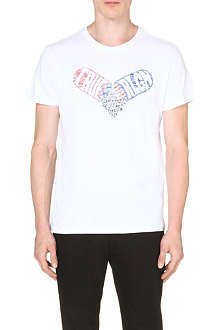 TRUE RELIGION Peace t-shirt