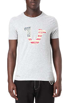 TRUE RELIGION American logo t-shirt