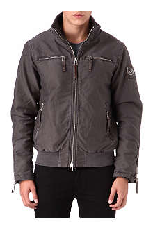 TRUE RELIGION Zip bomber jacket