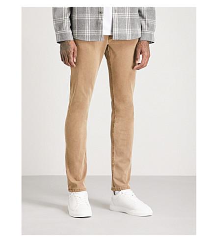 PAIGE Lennox Vintage slim-fit skinny jeans (Vintage+sierra+sand
