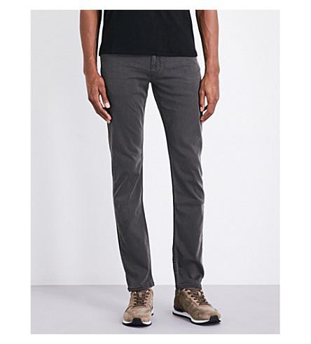 PAIGE DENIM Lennox Moon Rock slim-fit skinny jeans (Moon+rock