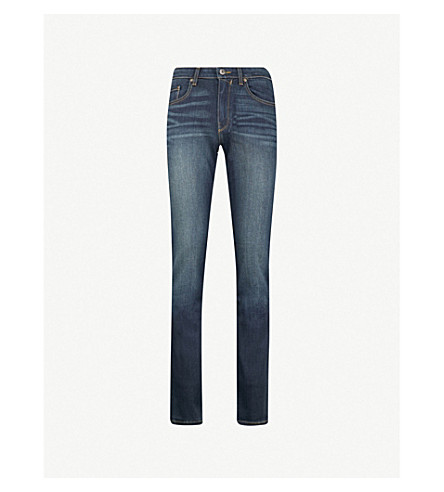 PAIGE Normandie straight jeans (Rigby