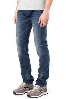 3X1 14oz Red Caste regular-fit tapered jeans