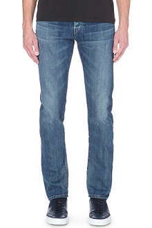 3X1 Timber straight leg jeans