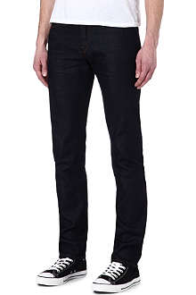 3X1 M3 straight slim-fit jeans