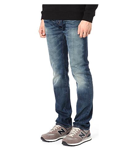 3X1 13oz Red Caste regular-fit tapered jeans (Vestry