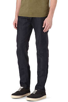 3X1 M5 tapered slim-fit jeans
