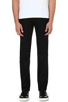3X1 Low-rise slim-fit straight jeans