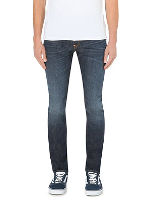 EVISU 2017 regular-fit carrot jeans