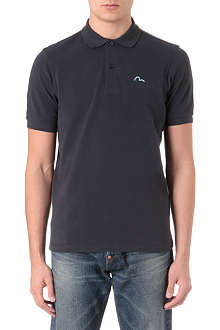 EVISU Logo polo shirt