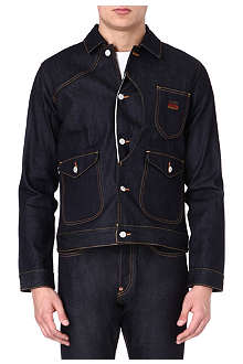 EVISU 3 pocket denim jacket