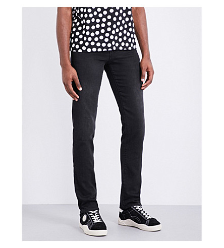 J BRAND Tyler slim-fit tapered jeans (Extra+galaxtic