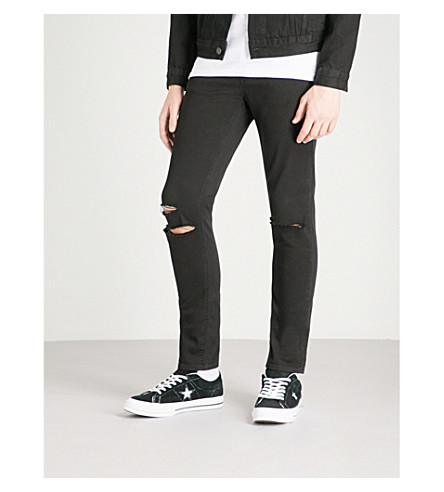 J BRAND Mick tapered jeans (Lincoln+oak