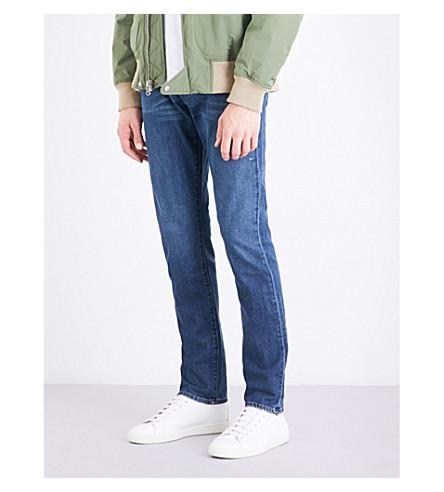 cónicos medio slim J Tyler jeans de talle Diran MARCA 0wSqUZ