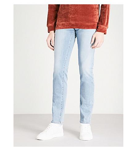 de J ajustados MARCA Tyler media cónicos Seismograf altura jeans BAqIFWrq
