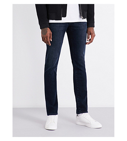 J BRAND Tyler slim-fit skinny jeans (Earthbound