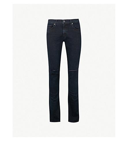 J BRAND Mick skinny comfort-stretch jeans (Caput oak