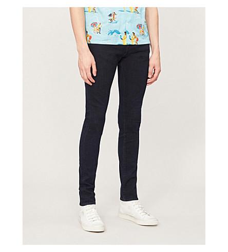 J BRAND Mick slim-fit skinny stretch-denim jeans (Caput