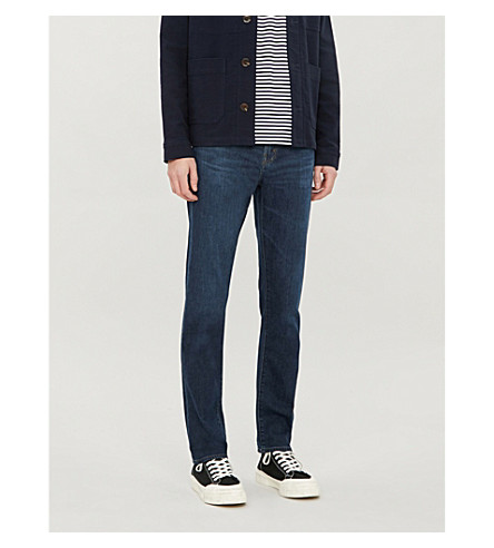 J BRAND Kane regular-fit straight jeans