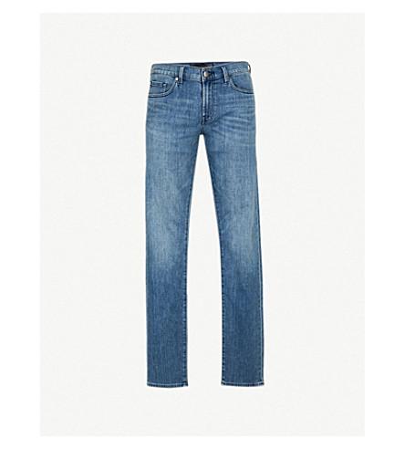 J BRAND Mick skinny-fit jeans (Cascade