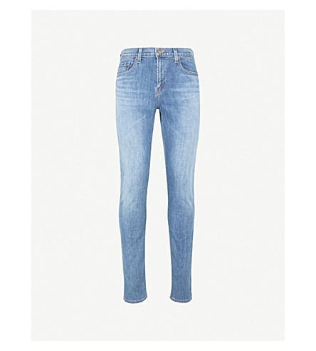 J BRAND Tyler slim-fit tapered jeans (Sinter