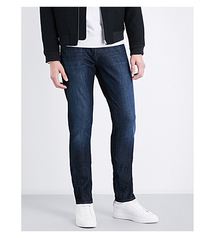 J BRAND Tyler Taper slim-fit tapered jeans (Blutarii