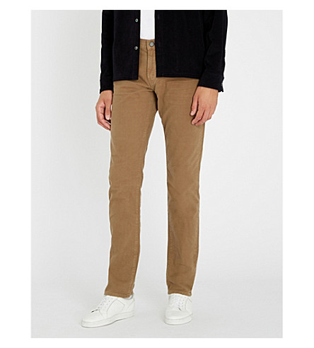 J BRAND Tyler slim-fit tapered jeans (Antares