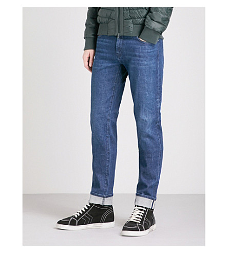 J BRAND Tyler Taper slim-fit tapered jeans (Altitude