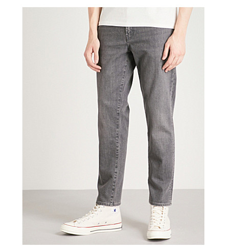 J BRAND Eli straight-fit tapered jeans (Topography