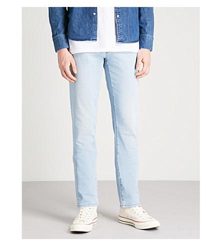 J BRAND Tyler slim-fit tapered jeans (Radicata