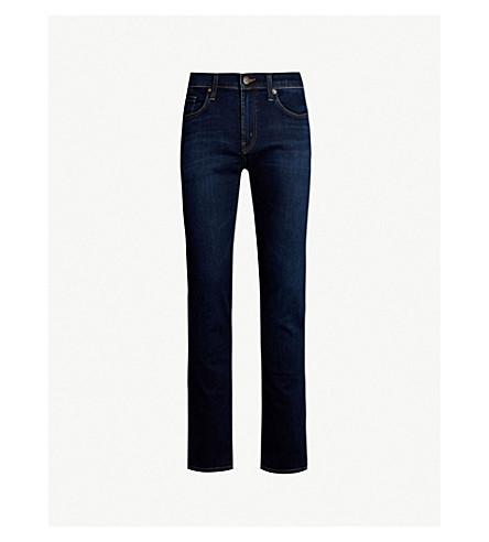 J BRAND Kane straight-fit jeans (Gleeting