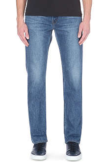 J BRAND Kane slim-fit striaght jeans
