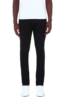 J BRAND Skinny mid-rise stretch-denim jeans