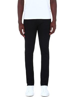 J BRAND Skinny mid-rise stretch-denim jeans