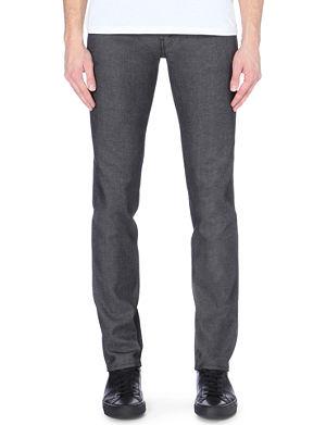 J BRAND Slim-fit stretch Japanese denim jeans