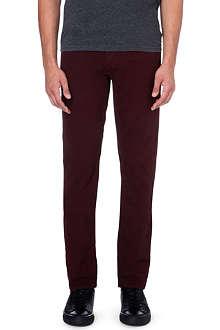 J BRAND Tyler slim-fit twill trousers