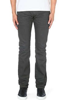 FABRIC BRAND Hadar slim-fit tapered jeans