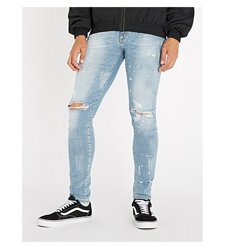 REPRESENT Destroyer slim-fit skinny jeans