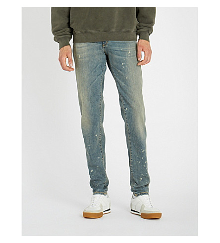 REPRESENT Essential slim-fit skinny jeans (6