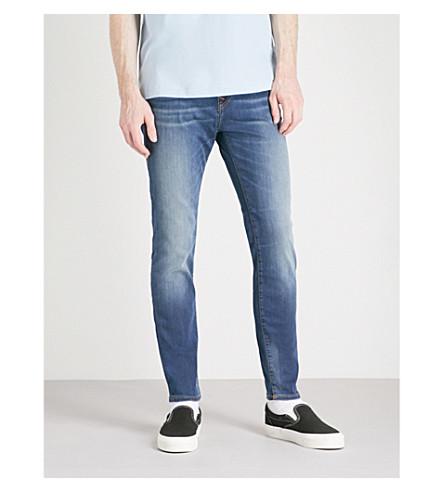 TRUE RELIGION Jack slim-fit skinny jeans (Desert+highway