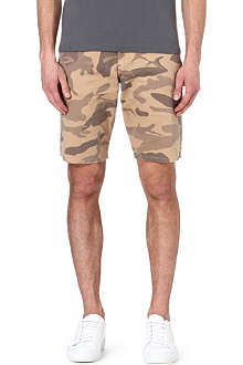 DOCKERS Cotton camo shorts