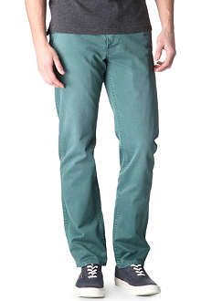 DOCKERS Alpha Khaki Sailmaker trousers
