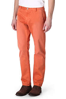 DOCKERS Alpha khaki trousers