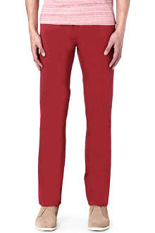 DOCKERS Alpha red trousers