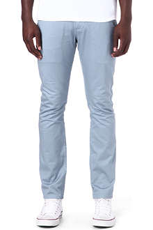 DOCKERS Alpha khaki skinny trousers