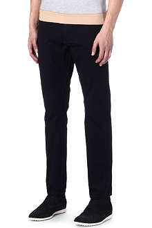 DOCKERS Alpha stretch-cotton chinos